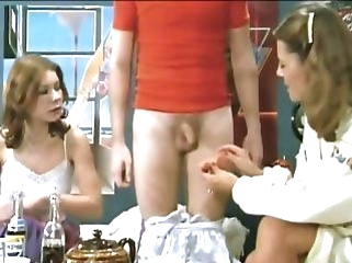 teens cumshots Sexual Family (Classic) 1970's (Danish)