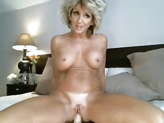 anal webcams Hottest Milf Ever Toys Ass On Cam