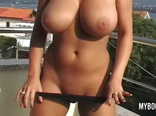 mature brunette Busty babe Kora Kryk leafless mainly talk about back Croatia