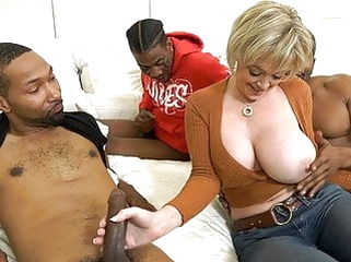 blowjob anal Hot Cougar Wife Dee Williams Gets Pounded By BBC