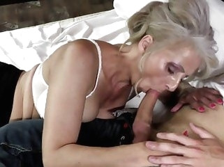 matures hairy Hot mature mother fucked by young not her son