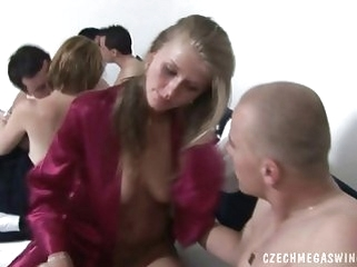 group sex amateur BEAUTIFUL CZECH AMATEUR AT SWINGERS PARTY