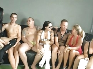 swingers group sex Private