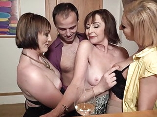 blowjob amateur Sex party with desperate moms and single son