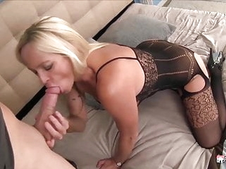 top rated blonde Step Son Got Lucky - Family Lust