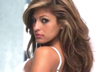 celebrity babe Eva Mendes Uncensored!