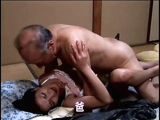 straight japanese Old dudes love pretty angel